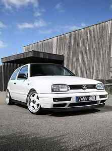1996 Volkswagen MK3 2dr Golf modified Rye Mornington Peninsula Preview