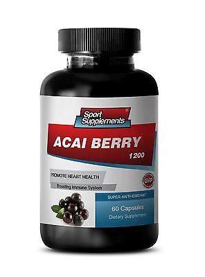 Acai Berry Diet - Acai Berry Extract 1200mg - Best Weight Loss Pills