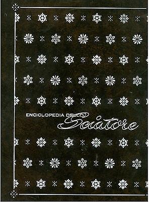 ENCICLOPEDIA DELLO SCIATORE GUIDA DELLA MONTAGNA FABBRI 1967 SPORT SCI ALPINISMO