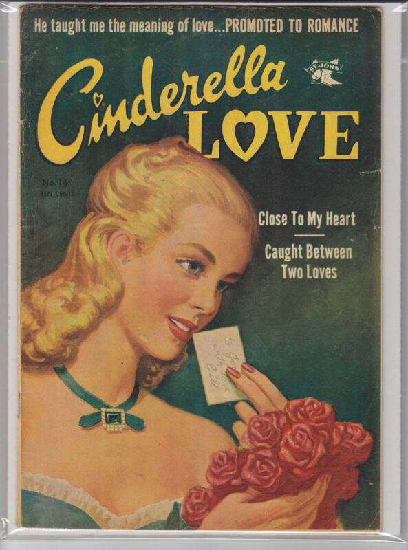 CINDERELLA LOVE #14