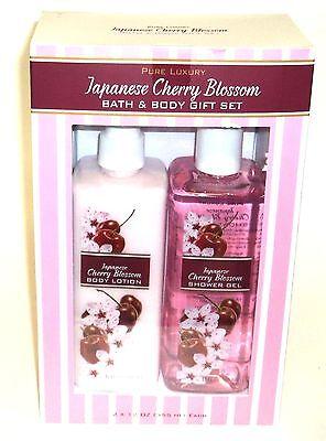 Körper-geschenk-set (Rejoice Luxus Pur Japanisch Kirschblüte Bad-/Körper Geschenk Set Lotion /)