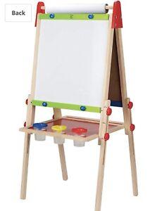 Art easel for kids . Brand New. - HAPE brand