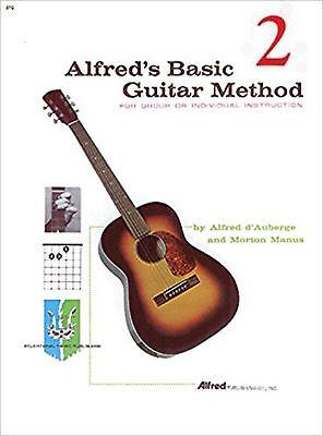 Alfred's Basic Guitar Method, Bk 2
