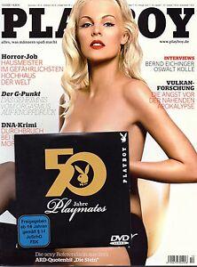 Playboy Oktober/10/2008  IVONNE SCHÖNHERR & ALENA GERBER & DVD!
