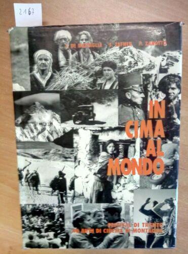 IN CIMA AL MONDO - 40 DI CINEMA DI MONTAGNA 1993 FESTIVAL DI TRENTO (2167)TAFNER