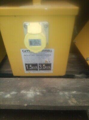 110v transformer last available