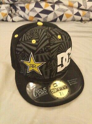 DC New Era Rockstar Snapback Cap