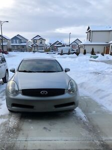 2003 infiniti g35 coupe need gone asap