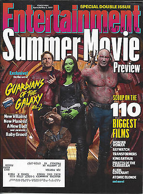 Mad Max Cover Entertainment Weekly April 28 May 5  2017