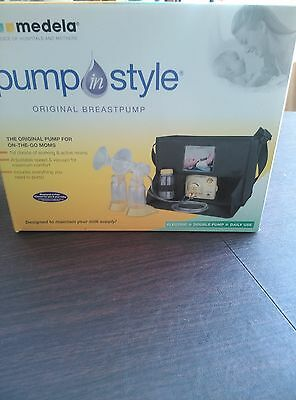 Medela pump in style original Double Breastpump for On-The-Go