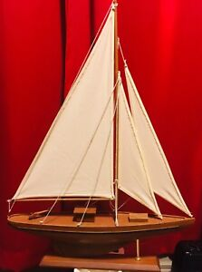 Wooden Boat only $25