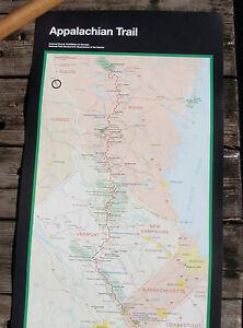 Appalachian Trail Map Ebay