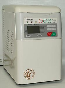 zojirushi bread machine bbcc s15