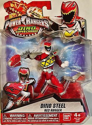 Power Rangers Dino Super Charge ~ Red Ranger 5
