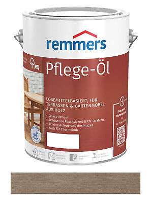 Remmers Pflege-ÖL Teak 0,75 Liter Imprägnieröl für Gartenmöbel Holzöl NEU