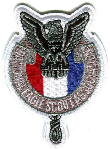 OFFICIAL NATIONAL EAGLE SCOUT ASSOCIATION Pocket Patch Brand New