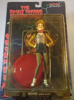 Rocky Horror Characters (Rocky Horror Picture Show Musical Movie Character Columbia -Rare)