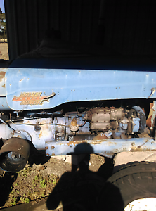 Fordson major tractor Hazelwood North Latrobe Valley Preview