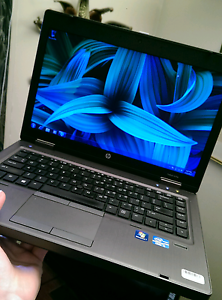 HP Pro Book 6470B i5 4GB Ram 250GB-SSD DVD RW Windows 7 Laptop Angle Park Port Adelaide Area Preview