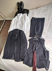 Kids blazer complete set including shoes