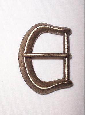 Mittelalterliche Gürtelschnalle Mittelalter für Gürtel 2,6 cm NEU