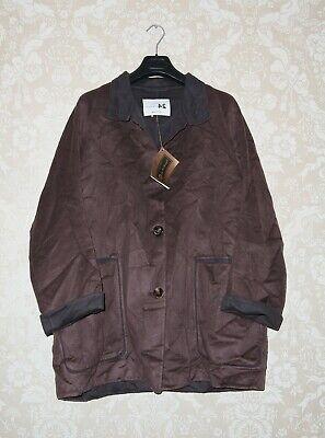 MANZONI 24 Womens Cashmere Wool ing.Loro Piana Fabric Jacket Size EU38 US8