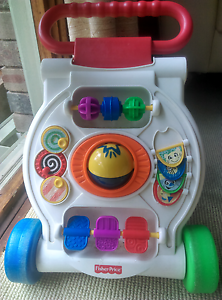 Fisher Price Walker activity toy Mount Riverview Blue Mountains Preview
