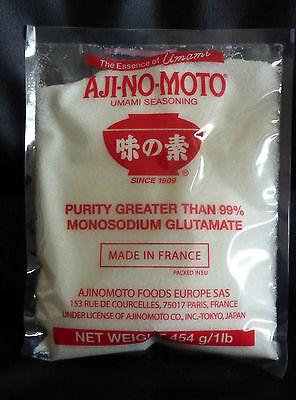 Mononatriumglutamat E 621 454 gr.  Monosodium Glutamat Geschmacksverstärker