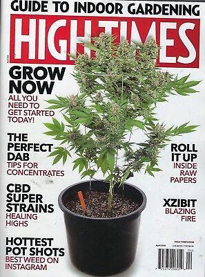 Hightimes Magazine April 2019
