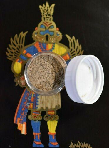 Sacred Ceremonial Medicinal Mapacho SAMAUMA Osca Rape Hape Jungle Snuff With Ash