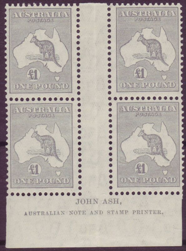 Sold by Blue Owl Stamps in 2008 for $10,000. 2013 catalogue BW 54z. $14,000