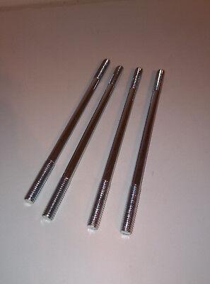 Stehbolzen Schraube M6x120 im Set passend für IFA  MZ RT 125 IWL Troll usw.
