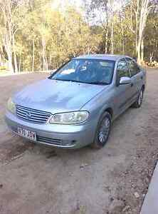 2004 Nissan Pulsar Curra Gympie Area Preview