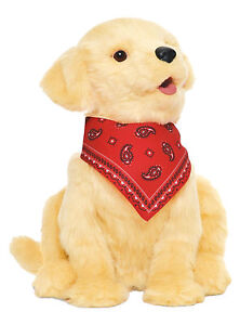 Joy For All Companion Pets Golden Pup BRAND NEW IN BOX(FREE SHIPPING)114B