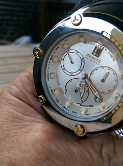 Invicta watch limited edition