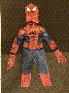 Spider-Man Padded Halloween Costume