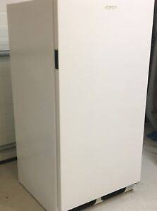 Upright freezer immaculate condition.