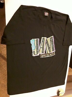 1994 BTS Jam Got it All vintage shirt XL compilation rap, r&b, hip