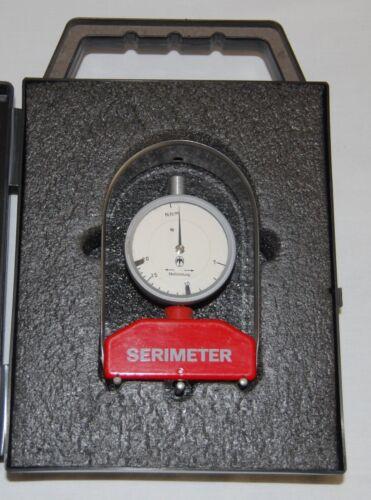 Serimeter Stainless Steel Screen Fabric Tension Meter Gauge Tester TESTED