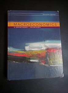 Macroeconomics 4th Edition - Mankiw + Scarth