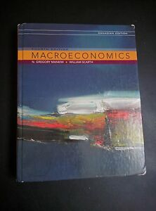 Macroeconomics 4th Edition - Mankiw + Scarth