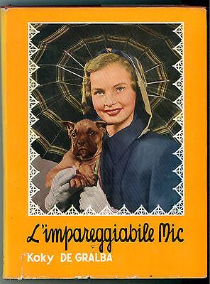 DE GRALBA KOKY L'IMPAREGGIABILE MIC BALDINI & CASTOLDI 1957 LA MELAGRANA 29