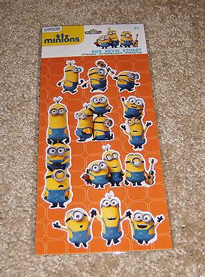 Ek Success Minion Group Flat Sticker   Universal Illumination Entertainment