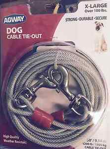 Dog Run Cable Ebay