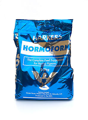Harkers Hormoform Supplement for Pigeons Poultry 2.5 kg