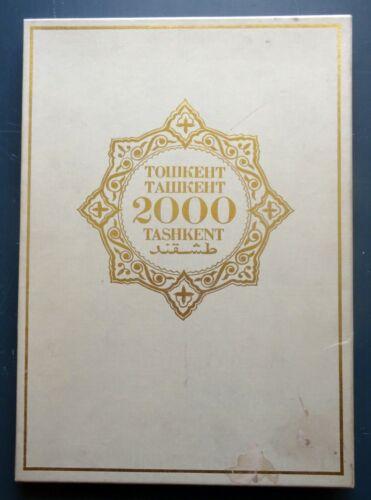1983 Tashkent 2000 Photo Album Uzbekistan Russian Soviet Illustrated Book Rare