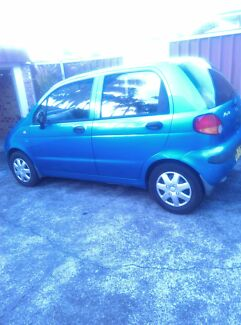 Reduced price Daewoo Hatchback Taree Greater Taree Area Preview