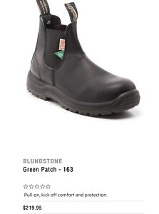 Blundstone safety shoes/boots CSA