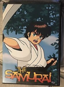 The Samurai - anime movie ova dvd