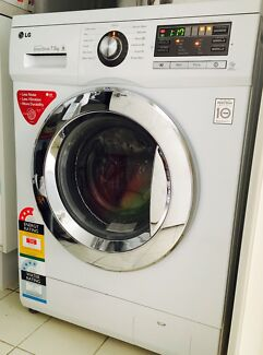 7.5KG Front Loader Washing Machine